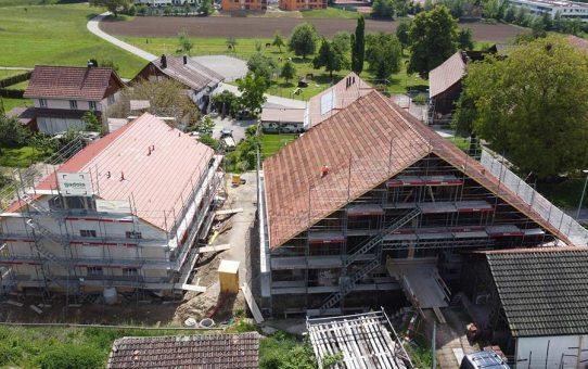 Dachsanierung in Oetwil am See