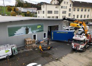 Umzug St. Gallen 2020