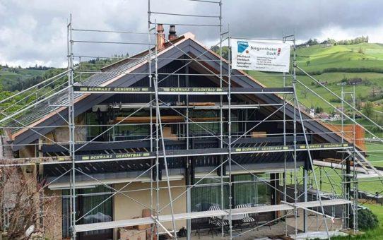 Solaranlage in Walkringen (BE)