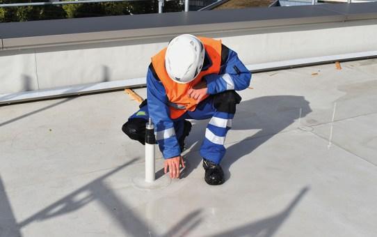 Nachhaltigkeitsbewertung von Flachdächern