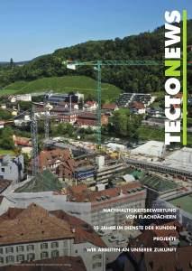 TECTONEWS-2021_06 Titelseite