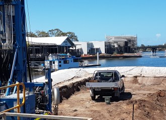 Engineering and Environmental Services for projects on the Sunshine Coast and across South East Queensland