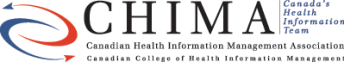 chima, canadian health information management association logo