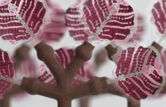 3d printed trees Where leaves as solar cells