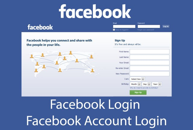 Facebook Login - Facebook Account Login