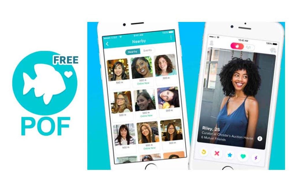 POF App - Plenty of Fish App | Download POF