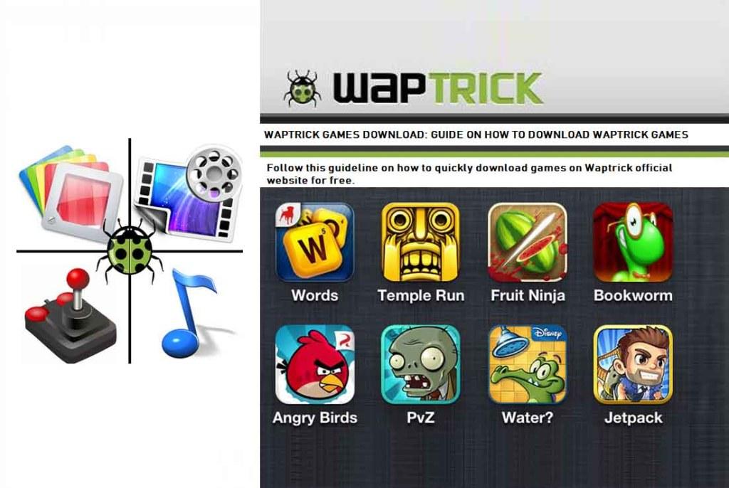 Waptrick - Download Free Games, Video, Mp3 Music, Apps | Waptrick.com