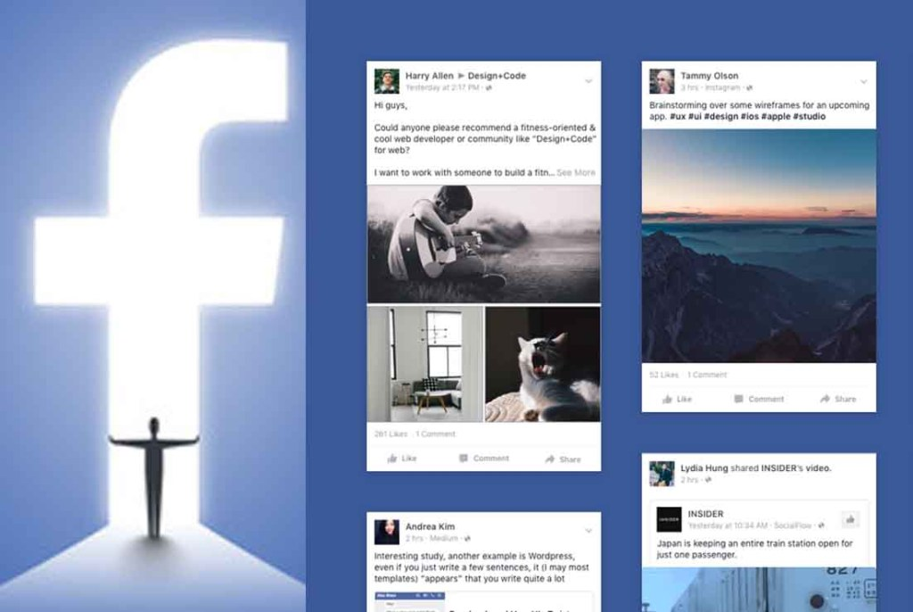 Facebook Feeds - Facebook Feed Page | Facebook Explore