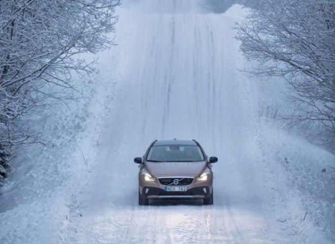 Volvo V40 neumáticos de invierno