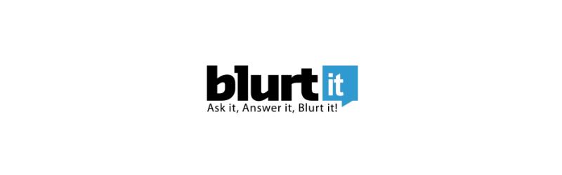 Blur It logo