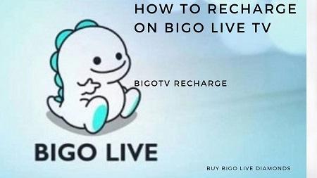 BIGO LIVE RECHARGE