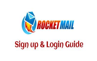 Rocketmail-Sign Up