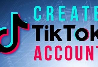 Tik Tok Sign Up