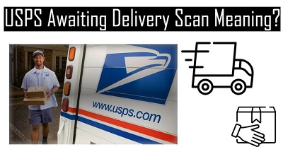 USPS Awaiting Delivery Scan