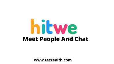 hitwe sign up