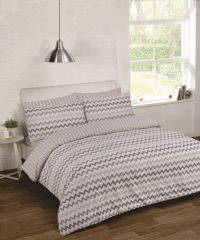 Bedding Set Chevron Gray - Bedding sets - Bedroom - TED HOME