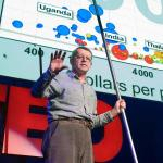 Hans Rosling: Insights on HIV, in stunning data visuals