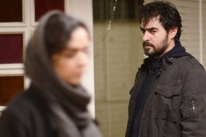 Taraneh Alidoosti and Shahab Hosseini in The Salesman