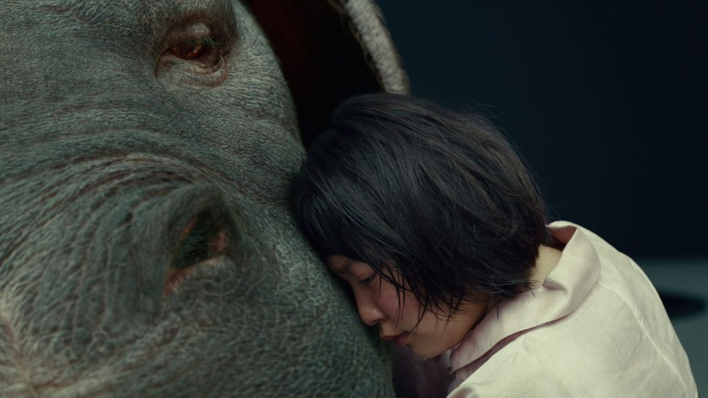 Okja and MIja (Ahn Seo-hyun)