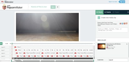 Mozilla's Popcorn Maker for Enhanced Video eLearning in HTML5
