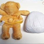 Teddy mit Pod