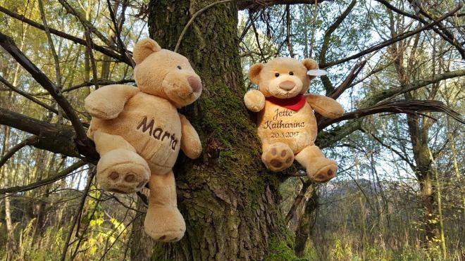 Die lustigen Mumble Teddys