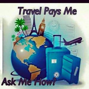 travel pays me