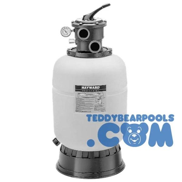 Hayward S166t Pro Series 16- Top-mount Pool Sand