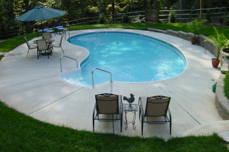 patio pool