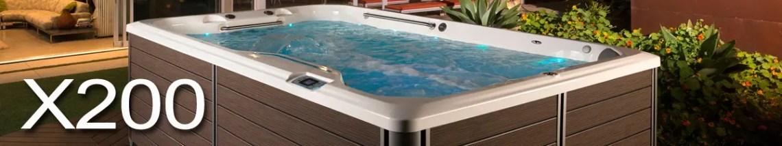 X200 Swim Spa Endless pool