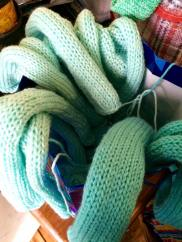 knitfest strips danielle