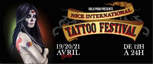 Salon Du Tatouage Nice 2014 Tattoo France