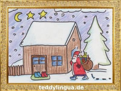 Bildkarten Nikolausgeschichte