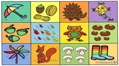 Herbst Lottospiel