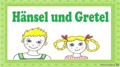Hansel Und Gretel Teddylingua