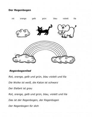 Das Regenbogenlied