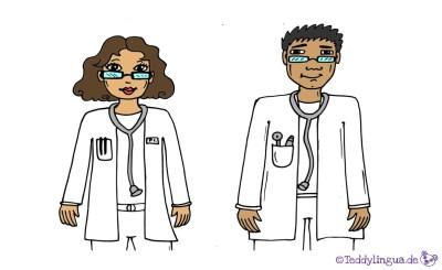 die Ärztin, der Arzt