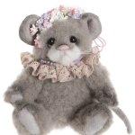 Charlie Bears Minimo Pearl Grey