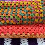 Quilts for Sale - Granny Square Crochet