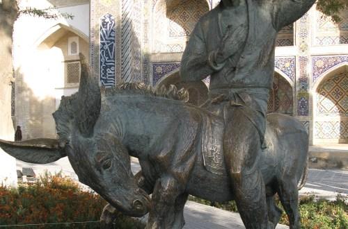 Naszreddin Hodzsa, a híres török tréfamester