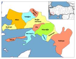 Fethiye, az egyik török ékszerdoboz