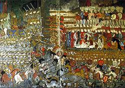 Az oszmán miniatúrafestészet