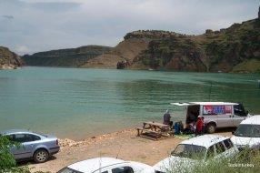 A folyópart
