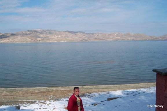 Hazar-tó, innen ered a Tigris-folyó