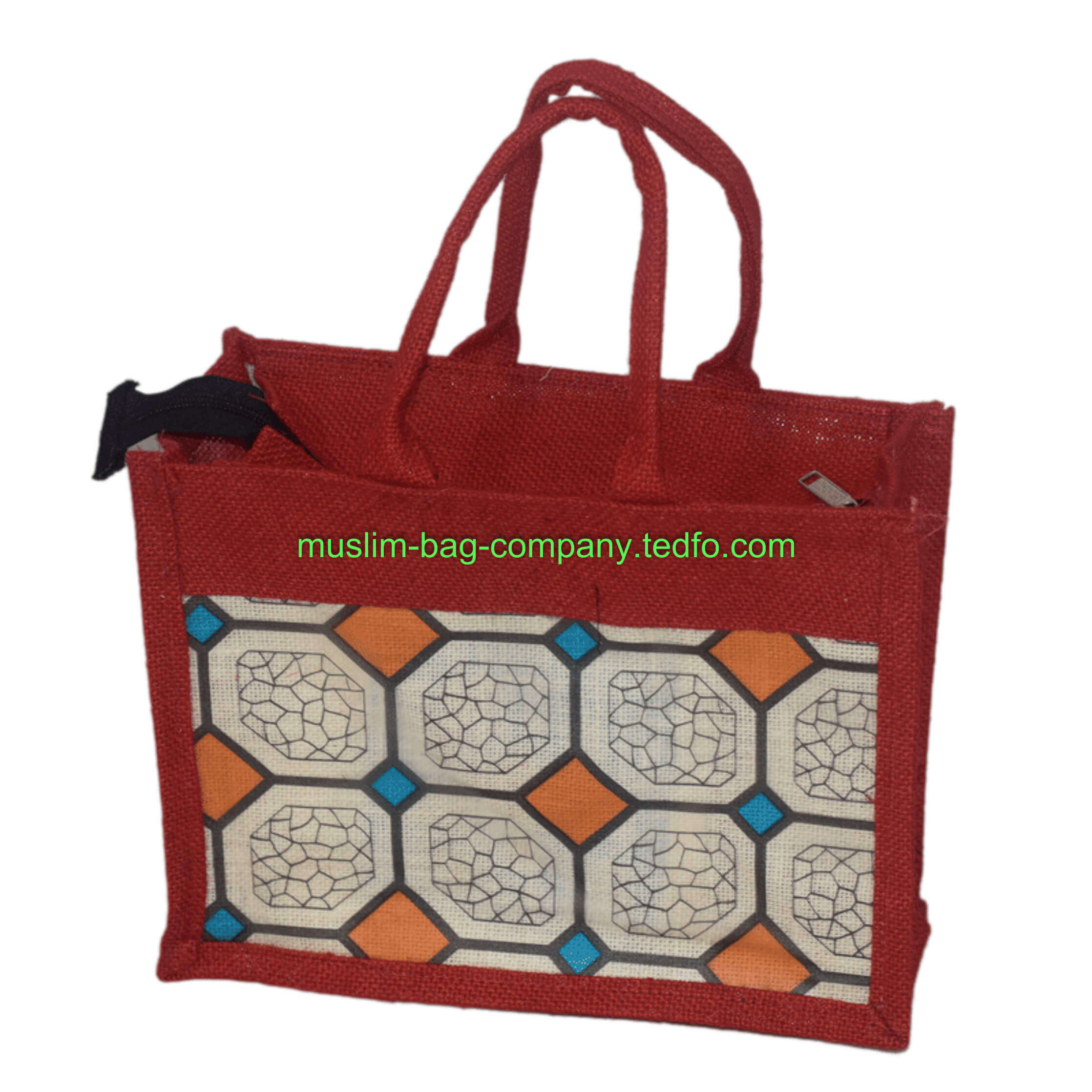 cheap jute grocery tote