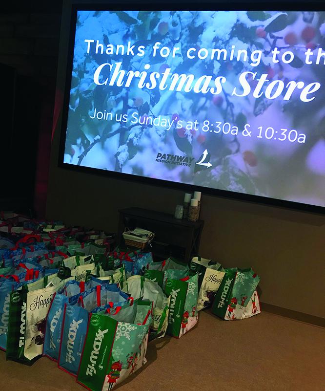 'Tis the Season for Christmas Store Donations