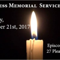 Annual Homeless Memorial Service to be Held on Thursday, December 21st, the longest night of the year