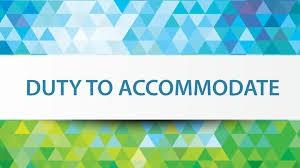 Discrimination or accommodation