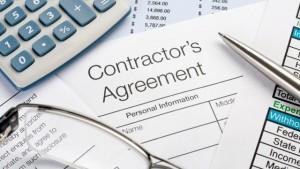 dependent contractor