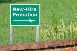 probationary periods
